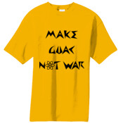 MAKE GUAC NOT WAS Mens T-Shirt
