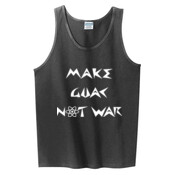 MAKE GUAC NOT WAR Unisex Tank Top